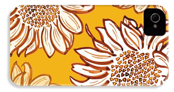 Very Vincent IPhone 4 Case by Sarah Hough