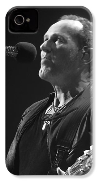Vivian Campbell Mtl 2015 IPhone 4 Case by Luisa Gatti