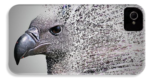 Vulture Break Up IPhone 4 Case
