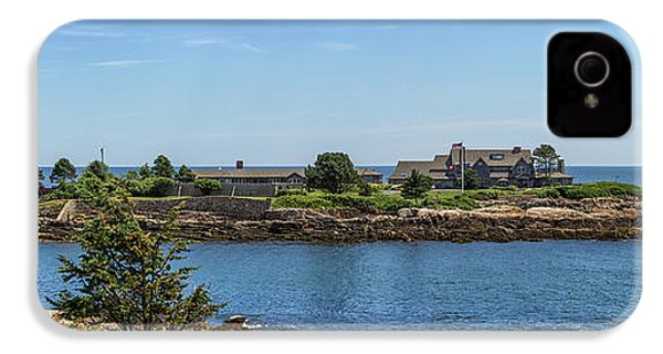 Walkers Point Kennebunkport Maine IPhone 4 / 4s Case by Brian MacLean