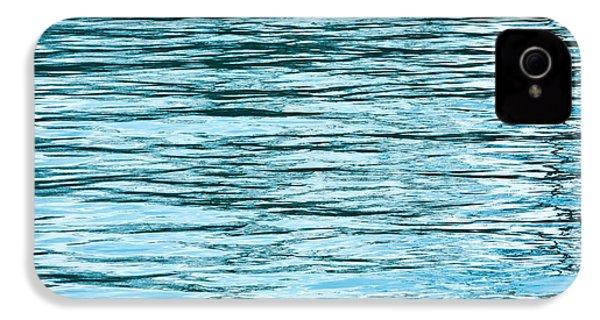 Water Flow IPhone 4 / 4s Case by Steve Gadomski