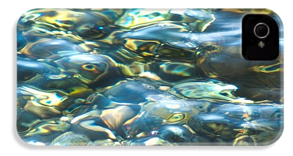 IPhone 4 Case featuring the photograph Water World, Square by Yulia Kazansky