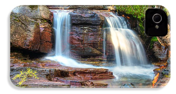 Waterfall IPhone 4 Case by Gary Lengyel