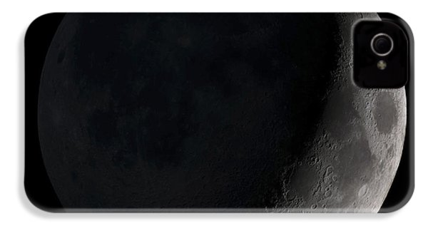 Waxing Crescent Moon IPhone 4 Case by Stocktrek Images