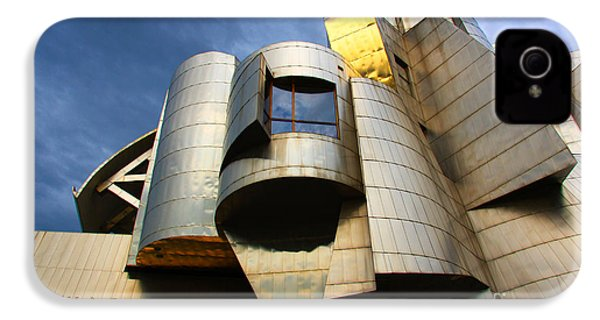 Weisman Art Museum University Of Minnesota IPhone 4 Case by Wayne Moran
