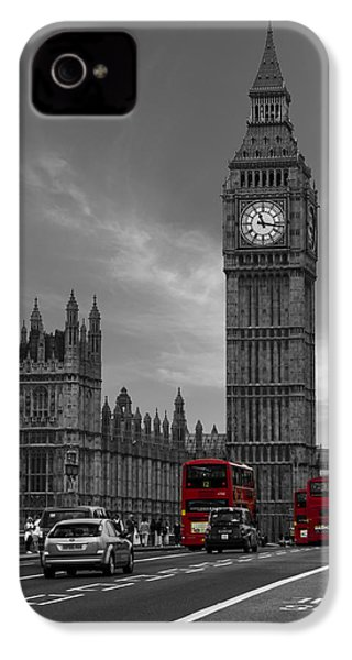 Westminster Bridge IPhone 4 / 4s Case by Martin Newman