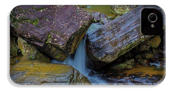 IPhone 4 Case featuring the photograph Wet Rocks 3, Sri Lanka, 2012 by Hitendra SINKAR