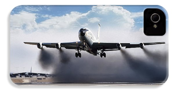 Wet Takeoff Kc-135 IPhone 4 Case