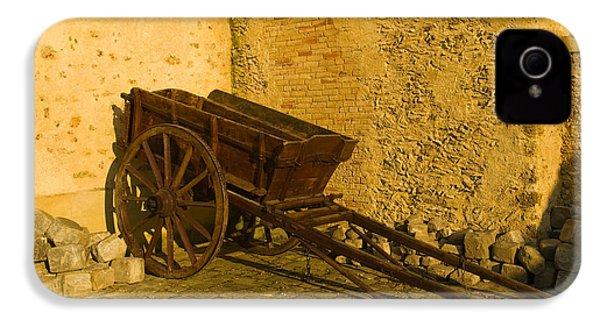 Wheelbarrow IPhone 4 Case by Sebastian Musial