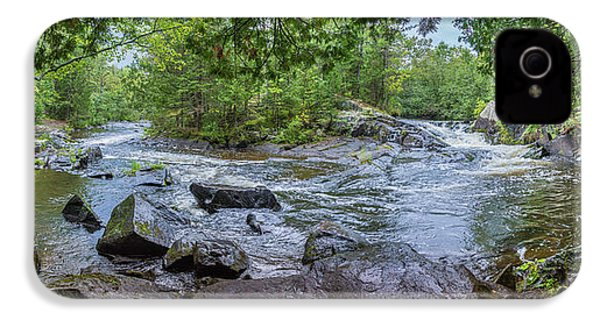 IPhone 4 Case featuring the photograph Wilderness Waterway by Bill Pevlor