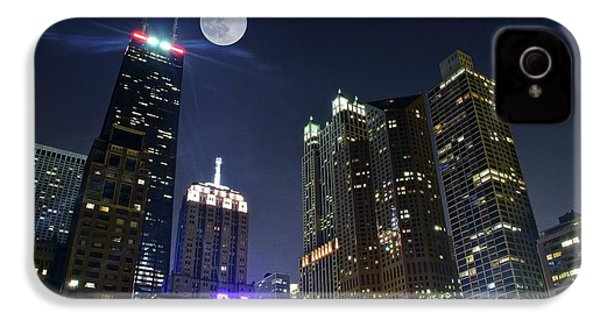 Windy City IPhone 4 Case by Frozen in Time Fine Art Photography