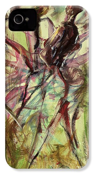 Windy Day IPhone 4 Case by Ikahl Beckford