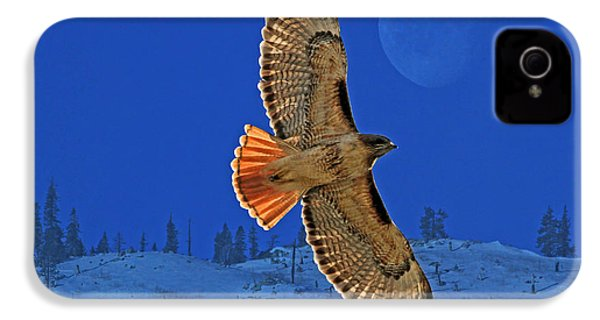 Wings IPhone 4 / 4s Case by Donna Kennedy