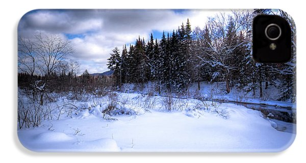 IPhone 4 Case featuring the photograph Winter Highlights by David Patterson