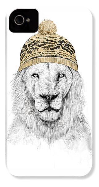 Winter Is Coming IPhone 4 Case by Balazs Solti