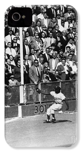 World Series, 1955 IPhone 4 / 4s Case by Granger
