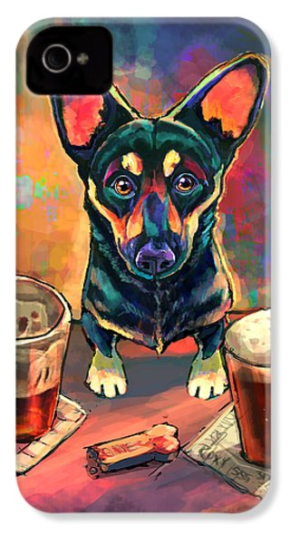 Yappy Hour IPhone 4 Case by Sean ODaniels