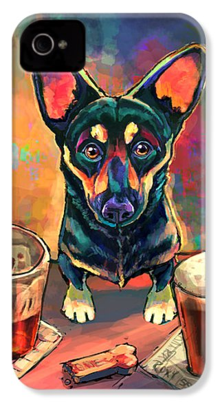 Yappy Hour IPhone 4 Case