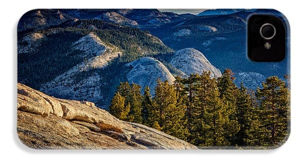 Yosemite Morning IPhone 4 Case by Rick Berk