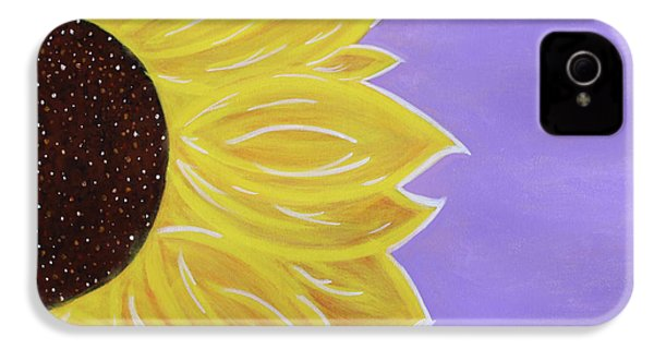 You Are My Sunshine IPhone 4 Case by Cyrionna The Cyerial Artist