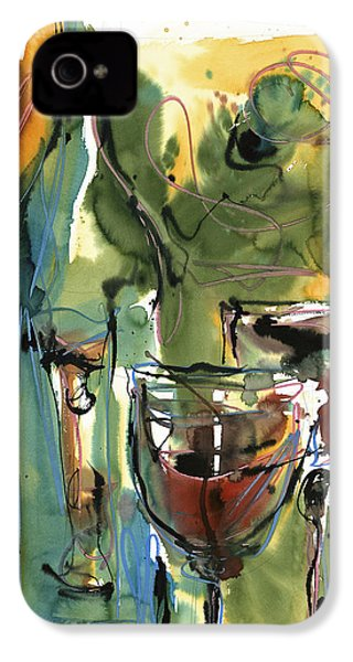 Zin-findel IPhone 4 Case by Robert Joyner