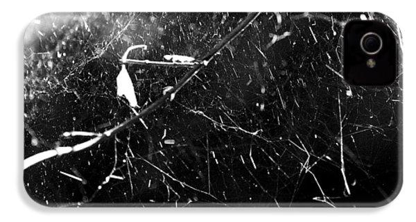 Spidernet IPhone 4s Case by Yulia Kazansky