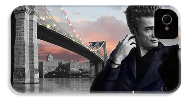 Brooklyn Bridge IPhone 4s Case by Chris Consani