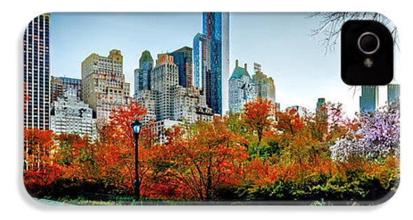 Changing Of The Seasons IPhone 4s Case by Az Jackson