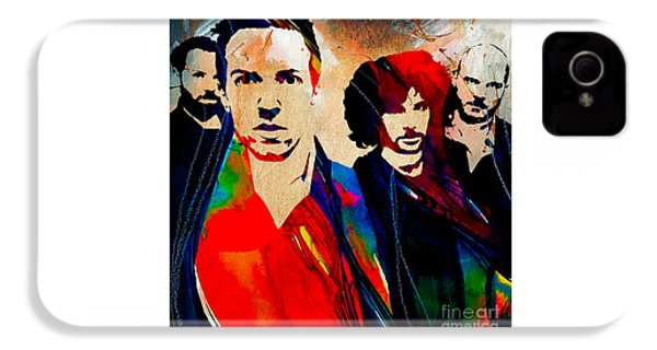 Coldplay Collection IPhone 4s Case