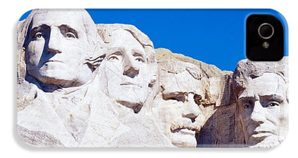 Mount Rushmore, South Dakota, Usa IPhone 4s Case by Panoramic Images