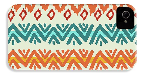 Navajo Mission Round IPhone 4s Case by Nicholas Biscardi