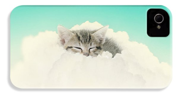 On Cloud Nine IPhone 4s Case by Amy Tyler