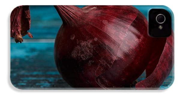 Red Onions IPhone 4s Case by Nailia Schwarz