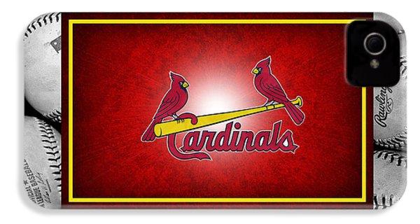 St Louis Cardinals IPhone 4s Case