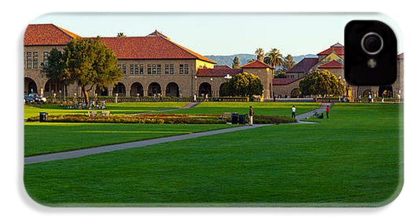 Stanford University Campus, Palo Alto IPhone 4s Case by Panoramic Images