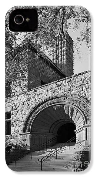 University Of Minnesota Pillsbury Hall IPhone 4s Case by University Icons