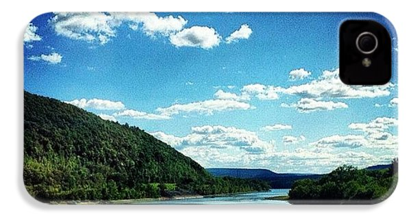 Upstate Ny IPhone 4s Case by Mike Maher