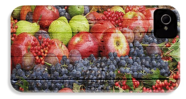 Fruit IPhone 4s Case by Joe Hamilton