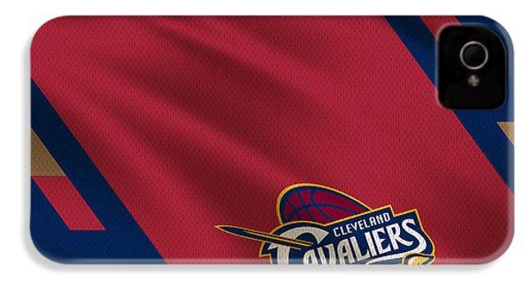 Cleveland Cavaliers Uniform IPhone 4s Case