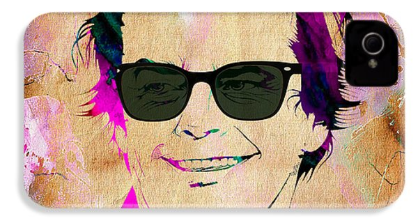Jack Nicholson Collection IPhone 4s Case by Marvin Blaine