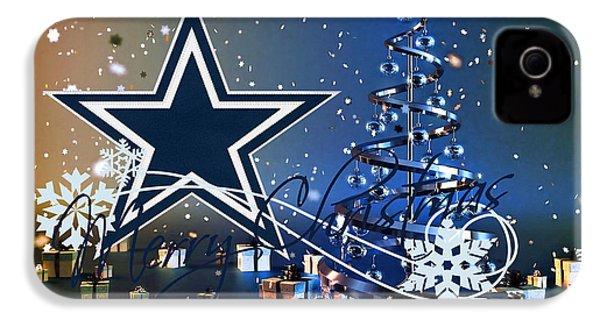 Dallas Cowboys IPhone 4s Case