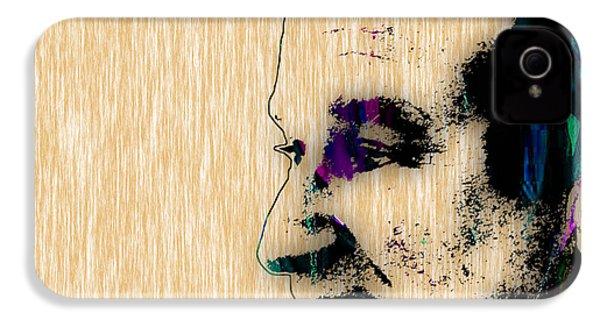 Robin Williams Art IPhone 4s Case