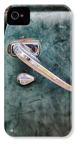 1950 Classic Chevy Pickup Door Handle IPhone 4s Case
