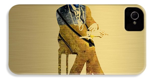 Bob Dylan Gold Series IPhone 4s Case