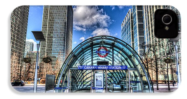 Canary Wharf IPhone 4s Case