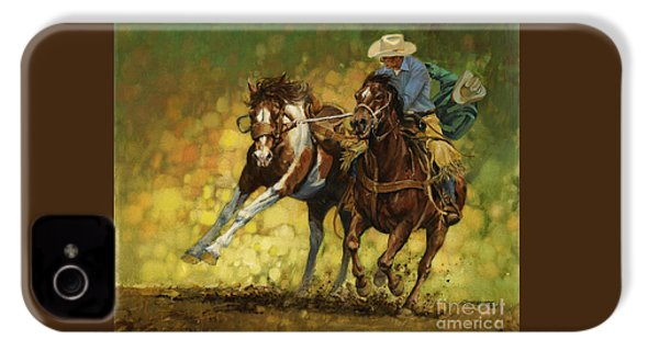 Rodeo Pickup IPhone 4s Case