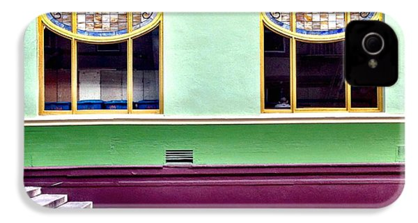 Double Window IPhone 4s Case by Julie Gebhardt