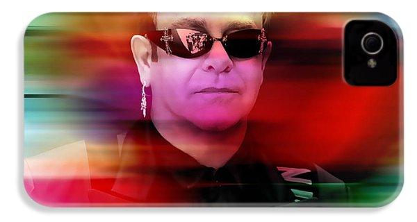 Elton John IPhone 4s Case
