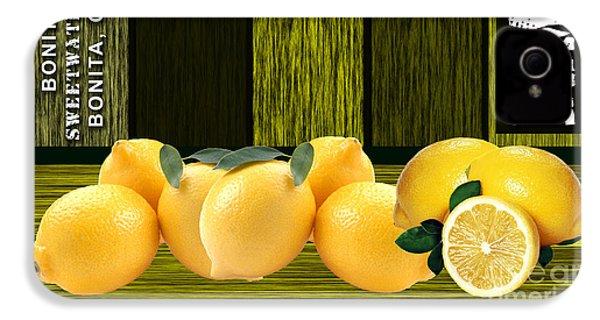 Lemon Farm IPhone 4s Case