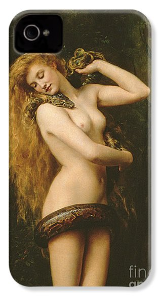 Lilith IPhone 4s Case